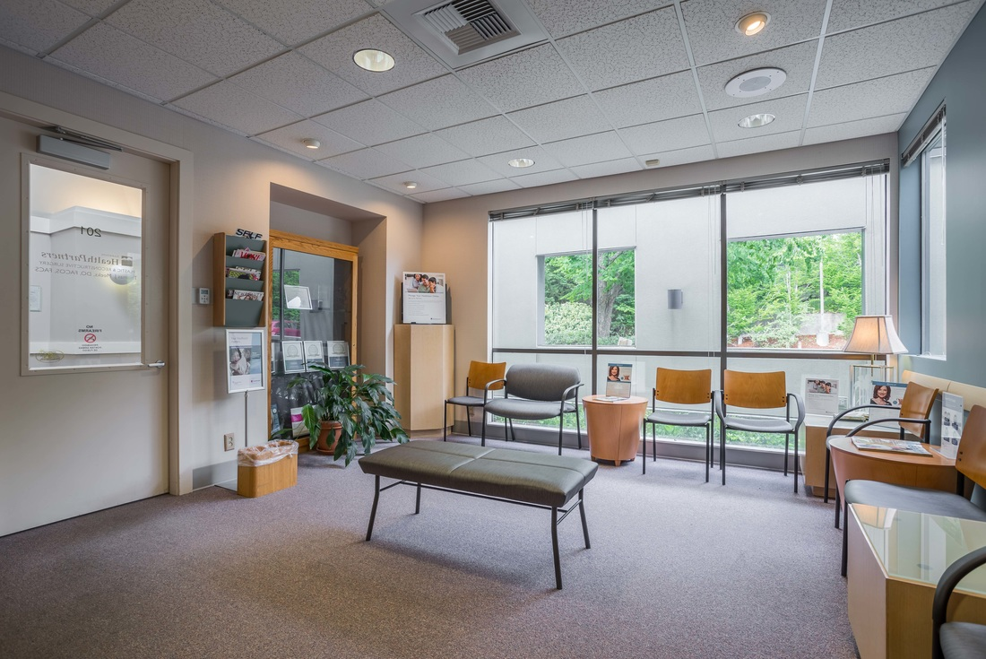 Commercial Waiting Room Inside Indoor Photography Real Estate