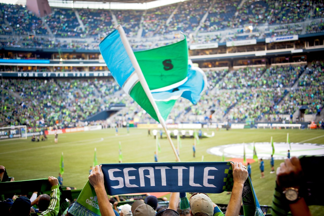 Seattle Sounders Soccer Game