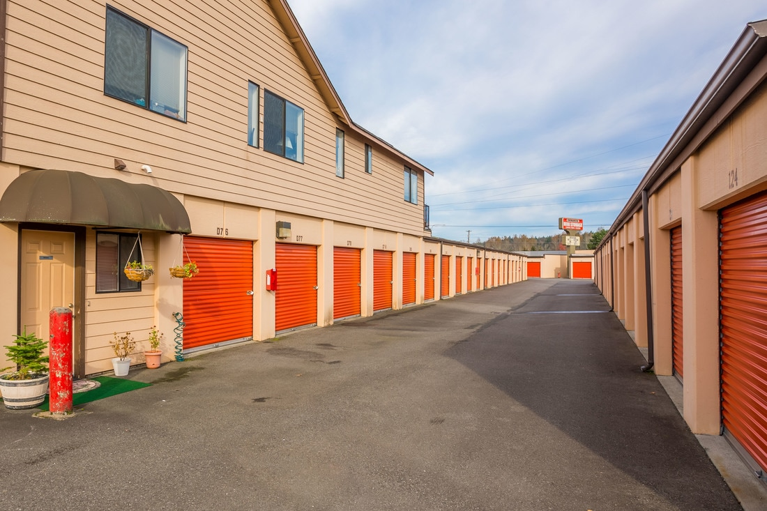 Self Storage Buildings in Seattle Washington