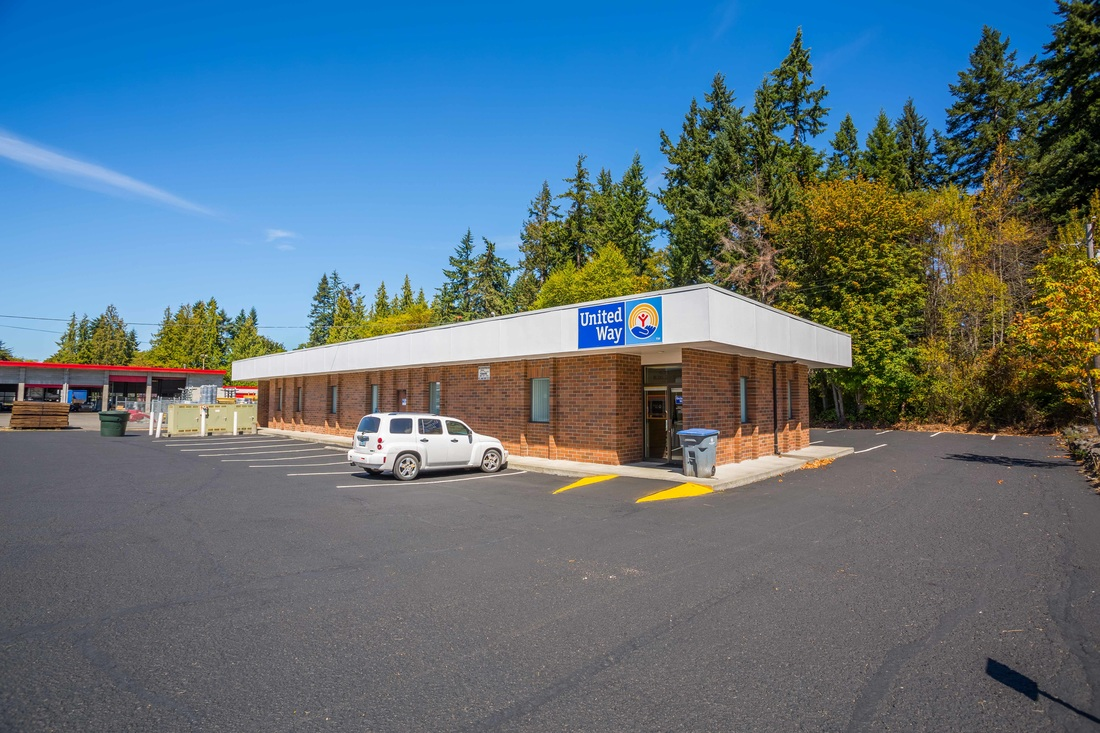 Commercial Building in Northwest Washington, Bellingham